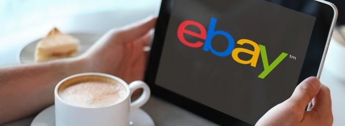 Ebay auf Tablet (Bild: Ebay)