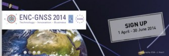 European Satellite Navigation Competition (ESNC) 2014