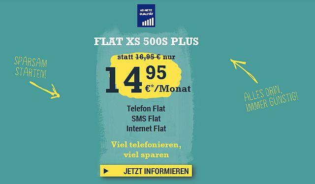Aktion Flat XS 500S plus