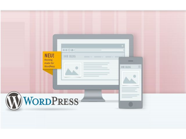 Host Europe WordPress-Hosting