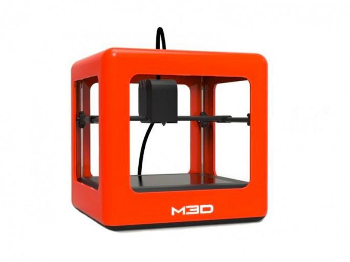 The Micro M3D 3D-Drucker (Bild: M3D)