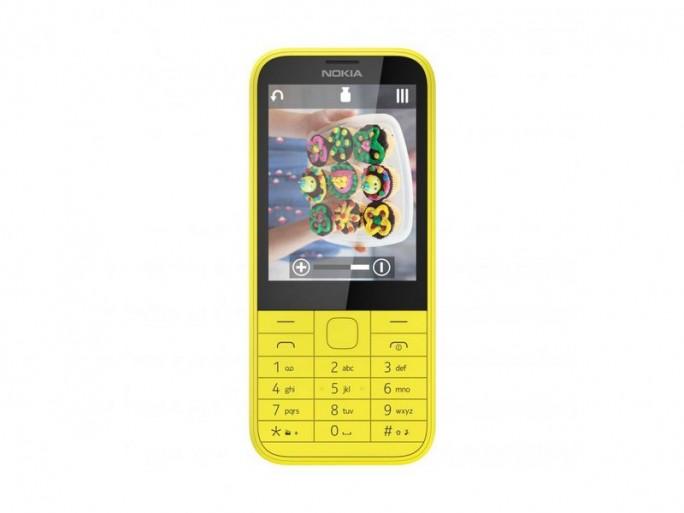 Das Nokia 225 kommt für nur 49 Euro in Deutschland auf den Markt. (Bild: Nokia)