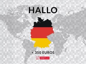 Das OnePlus One kostet 350 Euro.