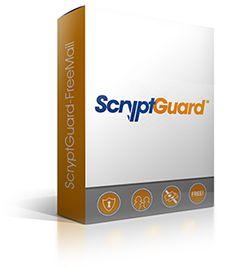 Scryptguard FreeMail (Bild: DICA)