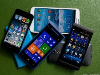 Smartphone-Preise geben nach Vorstellung der IFA-Neuheiten nach (Bild: CNET)