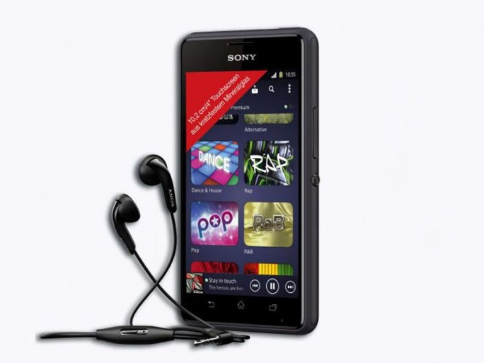 Sony Xperia E1 (Bild: Aldi Nord)