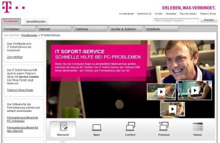 Telekom Service Mail