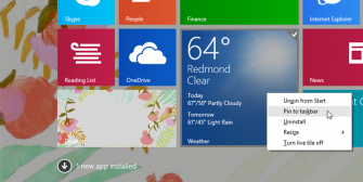 Windows 8.1 Update 1 (Bild: Microsoft)