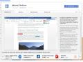 Word und die anderen Office-Online-Anwendungen sind ab sofort im Chrome Web Store verfügbar (Screentshot: ZDNet.de).
