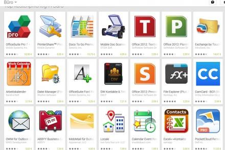 Apps aus Googles Play Store können für Unternehmen ein Sicherheitsrisiko darstellen, da fast alle Cyber-Angriffe via Apps auf die Android-Plattform zielen.