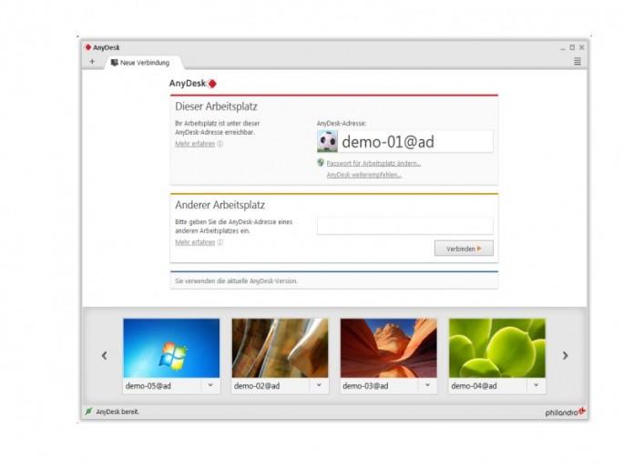 AnyDesk-Screenshot