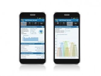 Fritz!App-WLAN für Android