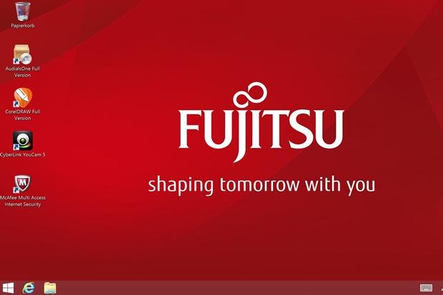 Fujitsu Wallpaper