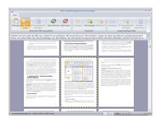 PDF-Konvertierer Pro 5 Screen