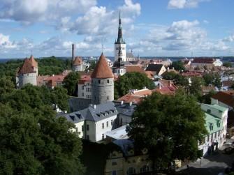 Estlands Hauptstadt Tallinn (Bild: Peter Marwan)