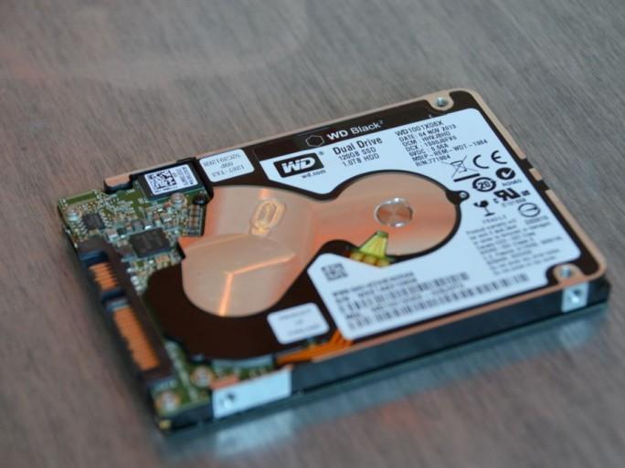 WDBlack2 Dual Drive (Bild: CNET).