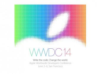 Apple WWDC 2014 findet vom 2. bis zum 6. Juni statt.