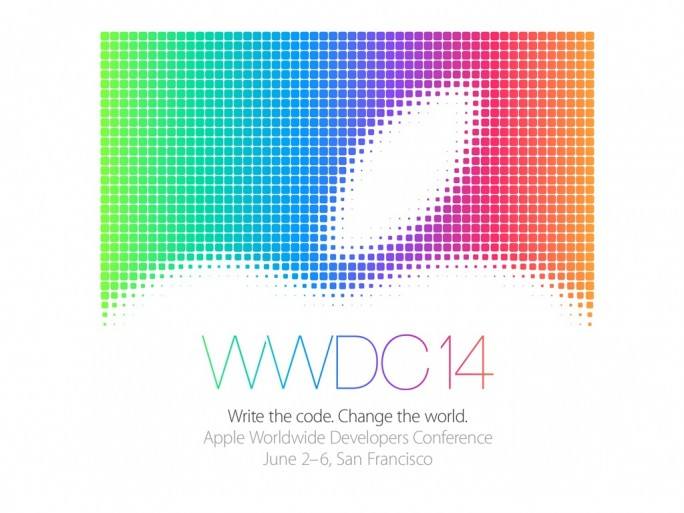 Apples World Wide Developers Conference 2014 findet vom 2. bis zum 6. Juni statt.