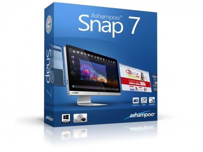 Ashampoo Snap7 Boxshot