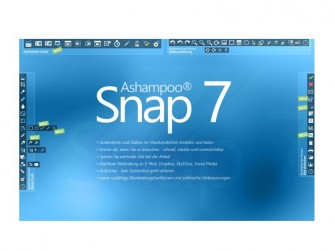 Ashampoo Snap7.0.6 Screen