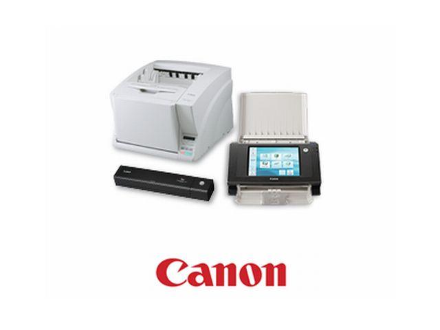 Canon-Dokumentenscanner