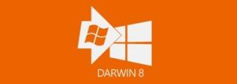 DarWin 8 Logo