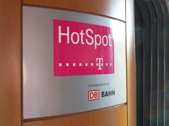 Die Deutsche Bahn hat ihre Ausbaupläne für WLAN in Zügen und Bahnhöfen vorgestellt (Bild: Deutsche Bahn)