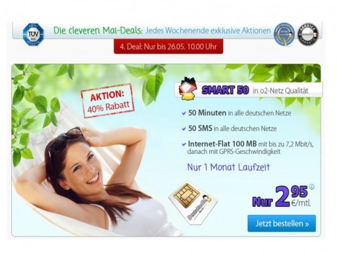 DeutschlandSIM-2euro95-Tarif
