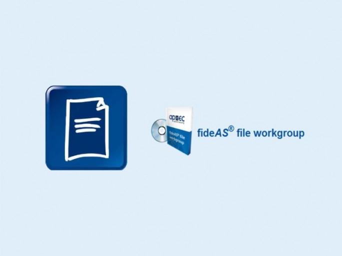 fideAS file workgroup