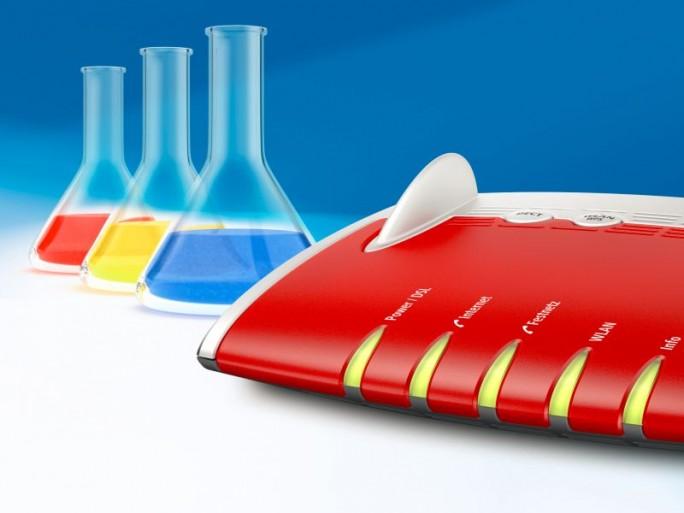 AVM hat eine aktuelle Labor-Version seiner Firmware zum Download bereitgestellt (Bild: AVM).