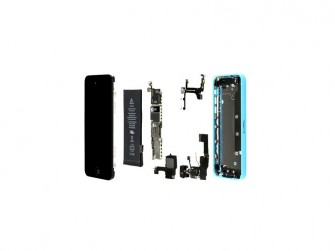 iDoc veröffentlicht 12 Reparaturanleitungen für das iPhone 5C (Bild: iDoc).