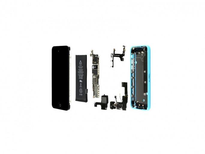 iDoc veröffentlicht 12 Reparaturanleitungen für das iPhone 5C. (Bild: iDoc)