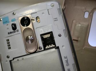 LG G3 innen (Bild: CNET)