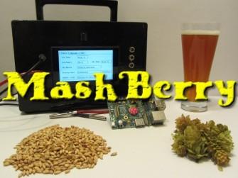Logo Mashberry (Bild: Sebastian Düll)