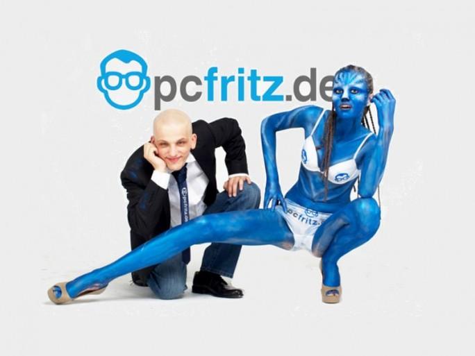 Maik Mahlow, Gründer von PC-Fritz (Bild: PCFritz).