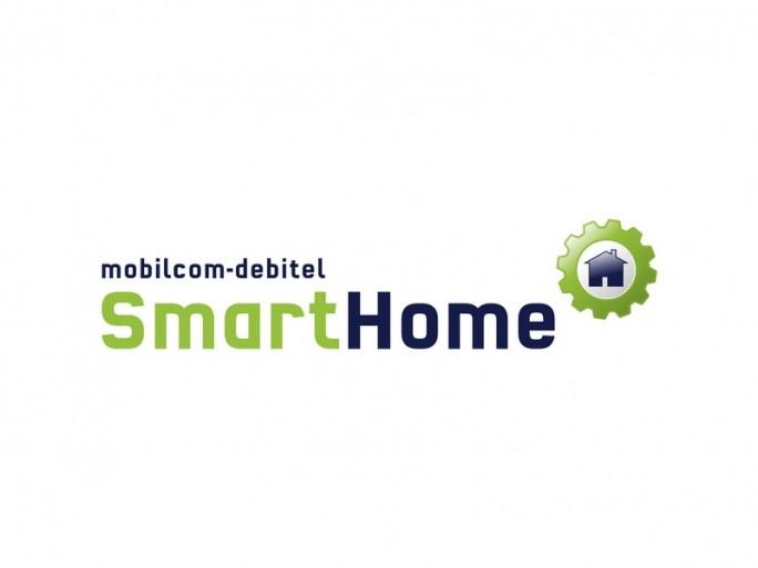 Logo Mobilcom-debitel SmartHome (Bild: mobilcom-debitel)