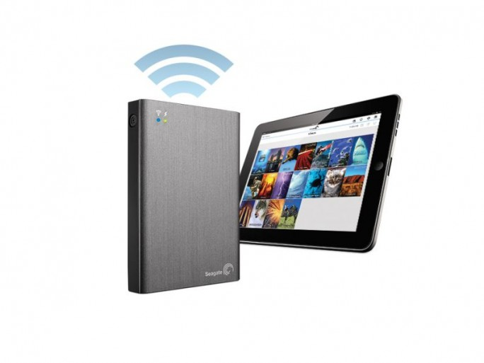 Seagate Wreless Plus