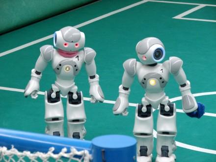 spielenacht_Roboterfußball