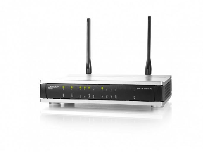 Router 1781VA-4G (Bild: Lancom Systems)