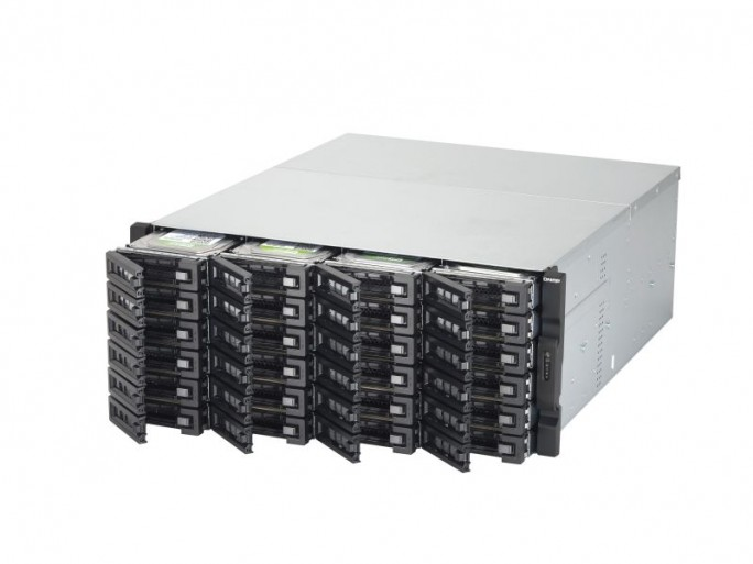 Qnap TS-EC2480U-RP Hotswap
