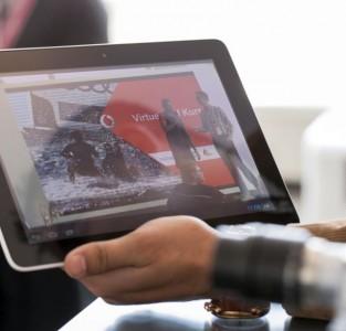 Vodafone erprobt auf der Kieler Woche LTE-Broadcast (Bild: Janina Schuster / Vodafone).