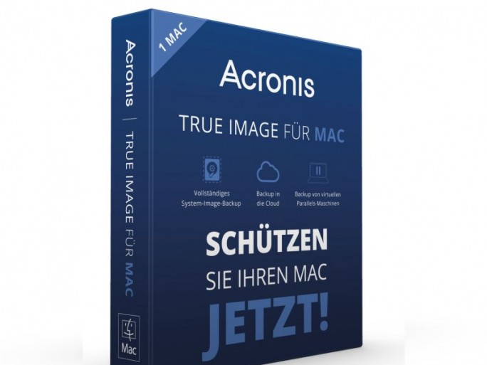 Acronis TrueImage for Mac