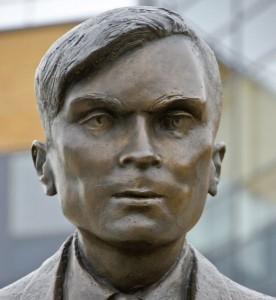 Alan Turing (Bild: Guy Erwood/Shutterstock.com).