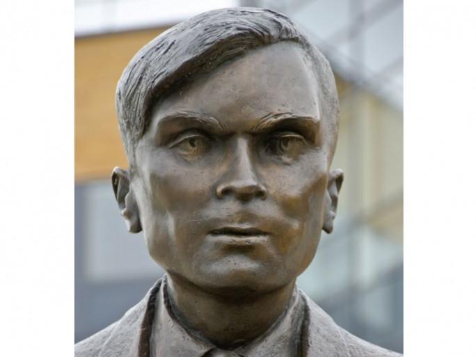 Alan Turing (Guy Erwood/Shutterstock.com)