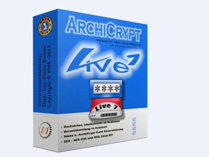 ArchiCrypt Live Packshot
