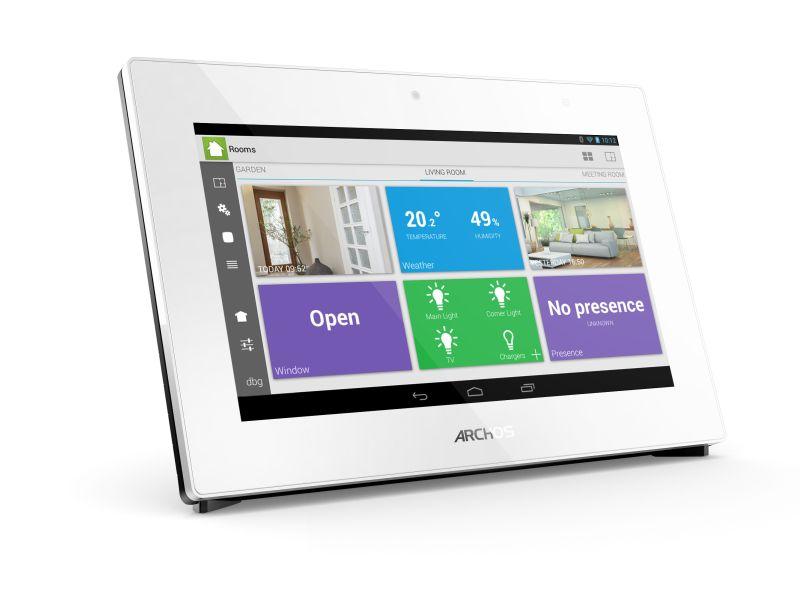 archos startet mit dem verkauf von smart home produkten. Black Bedroom Furniture Sets. Home Design Ideas