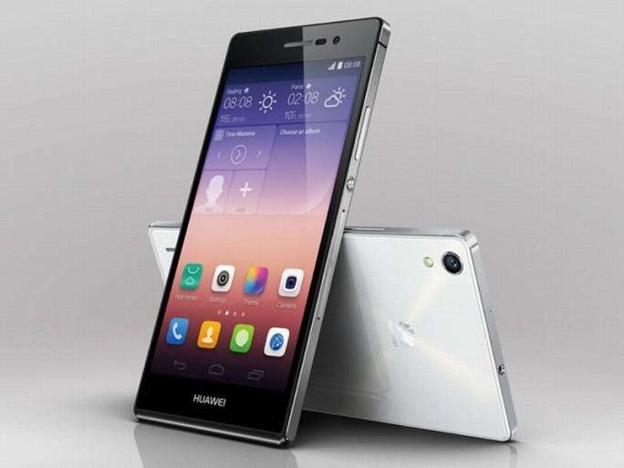 Huawei Ascend P7 (Bild: Huawei)