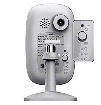 Belkin Netcam HD+-F7D7602