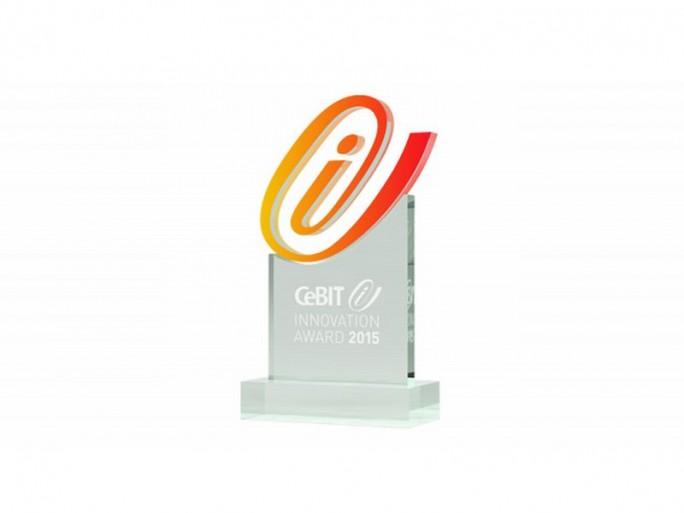 CeBIT Innovation Award-2015