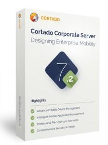 Cortado Corporate Server 7.2 (Bild: Cortado)
